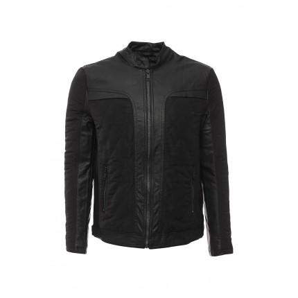 Куртка кожаная Brave Soul модель BR019EMJRF48