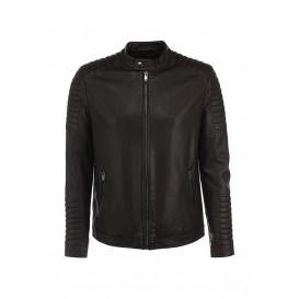 Куртка кожаная Burton Menswear London модель BU014EMGHD55 фото товара