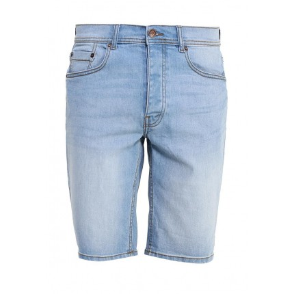 Шорты джинсовые Burton Menswear London модель BU014EMIYH37 фото товара