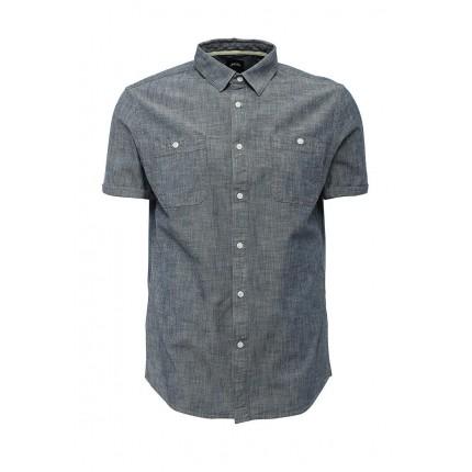 Рубашка джинсовая Burton Menswear London артикул BU014EMJCZ08 фото товара