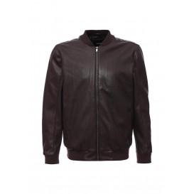 Куртка кожаная Burton Menswear London артикул BU014EMLGE50