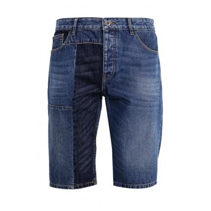 Шорты джинсовые Desigual артикул DE002EMHJQ69 купить cо скидкой
