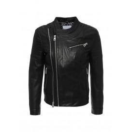 Куртка кожаная Eleven Paris модель EL327EMHQG47 распродажа