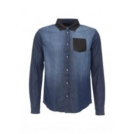Рубашка джинсовая Fresh Brand артикул FR040EMNHT37 распродажа