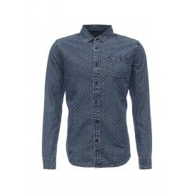 Рубашка джинсовая Fresh Brand артикул FR040EMNHT62 распродажа