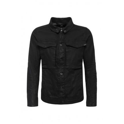 Куртка джинсовая G-Star артикул GS001EMJBX10 купить cо скидкой