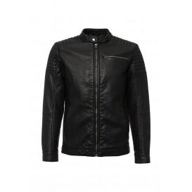 Куртка кожаная Jack & Jones модель JA391EMHGH58