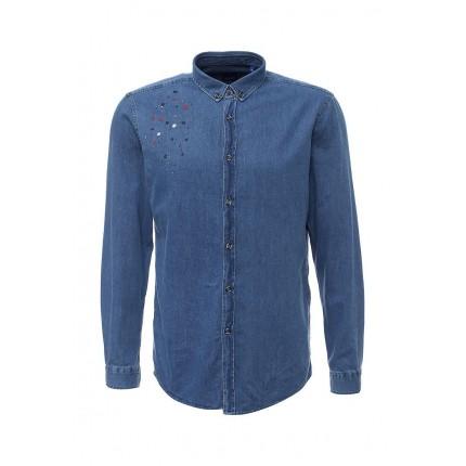 Рубашка джинсовая Joop! артикул JO006EMKJW06 cо скидкой