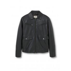Куртка кожаная - AUSTIN Mango Man