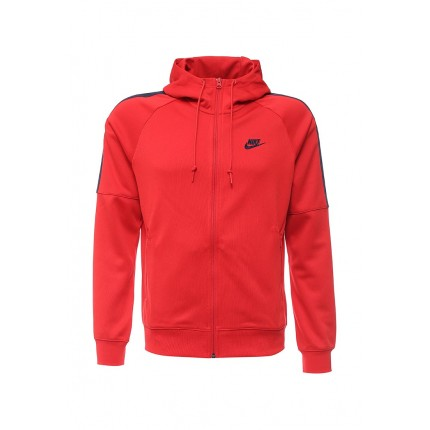 Толстовка NIKE TRIBUTE TRK JKT-HOODED Nike модель MP002XM0VMLN купить cо скидкой