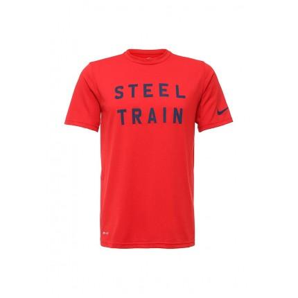 Футболка спортивная LEGEND 2.0 STEEL TRAIN TEE Nike модель MP002XM0VMMW купить cо скидкой