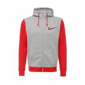 Толстовка NIKE CLUB FLC FZ HDY-SWSH+ Nike артикул MP002XM0VMNT распродажа