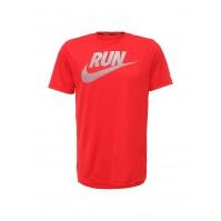Футболка спортивная NIKE DF GRAPHIC CHALLENGER Nike