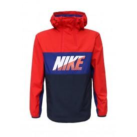 Ветровка NIKE HALFZIP JACKET Nike модель MP002XM0VMP2 купить cо скидкой