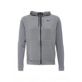 Толстовка DRI-FIT TRAINING FLEECE FZ HDY Nike модель MP002XM0VMPU купить cо скидкой