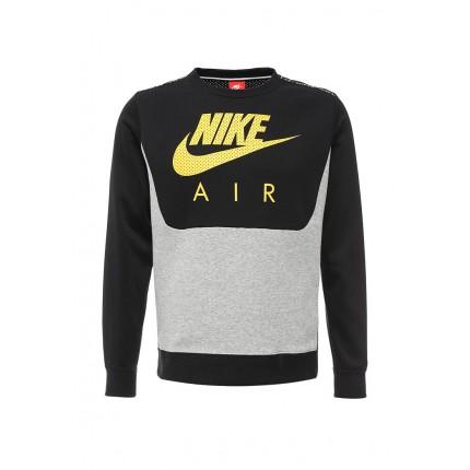 Свитшот NIKE HYBRID FLC CREW-AIR Nike модель MP002XM0VMR7 фото товара