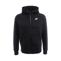 Толстовка NIKE AW77 FLC FZ HOODY Nike