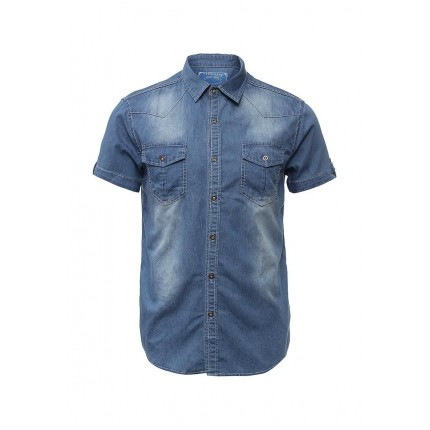 Рубашка джинсовая Nord Star артикул NO023EMJAE24 фото товара