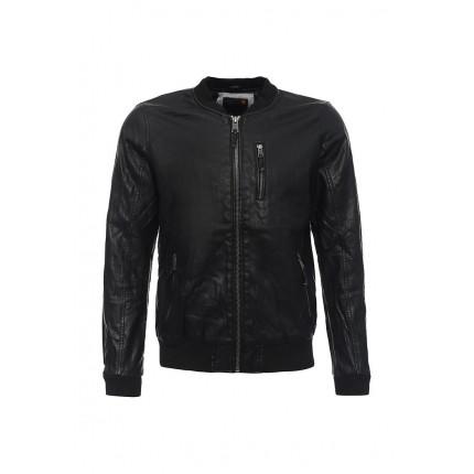 Куртка кожаная Piazza Italia модель PI022EMMSI38