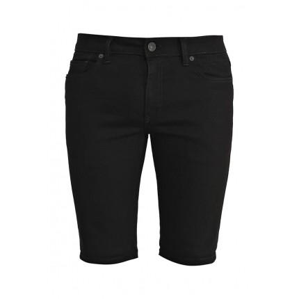 Шорты джинсовые River Island артикул RI004EMIUM82 купить cо скидкой