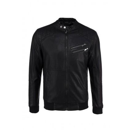 Куртка кожаная Top Secret артикул TO795EMEGD29 cо скидкой