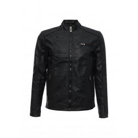 Куртка кожаная Top Secret артикул TO795EMKUQ31 купить cо скидкой