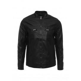 Куртка кожаная Top Secret модель TO795EMKUQ32 распродажа