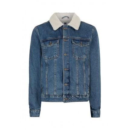 Куртка джинсовая Topman артикул BU014EMMIK44 распродажа