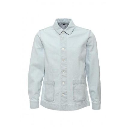 Рубашка джинсовая Topman артикул TO030EMIZW48 распродажа