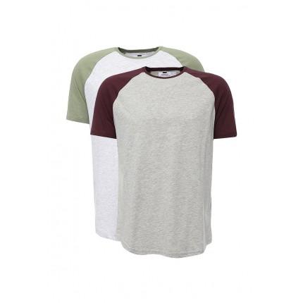 Комплект футболок 2 шт. Topman модель TO030EMKQB18 купить cо скидкой