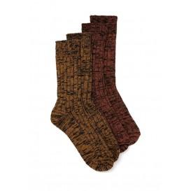 Комплект носков 2 пары Topman модель TO030FMNSY81 cо скидкой