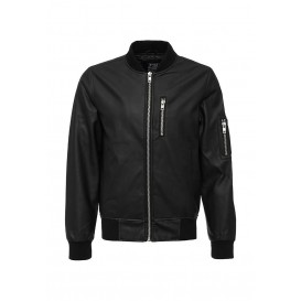 Куртка кожаная d-Struct