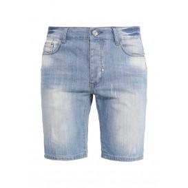 Шорты джинсовые oodji модель OO001EMIOD25 купить cо скидкой