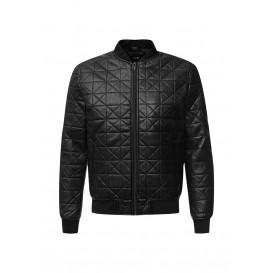 Куртка кожаная oodji артикул OO001EMLQE94 распродажа