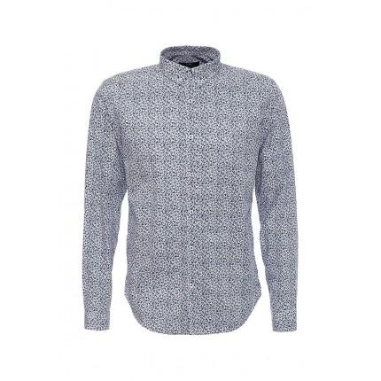 Рубашка oodji модель OO001EMLQF23 купить cо скидкой