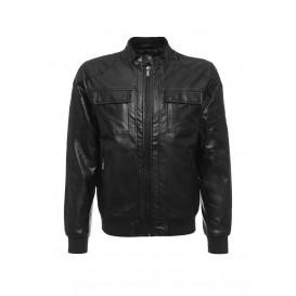 Куртка кожаная oodji модель OO001EMLXC60 распродажа