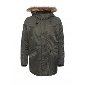 Куртка утепленная oodji модель OO001EMNDX47 cо скидкой