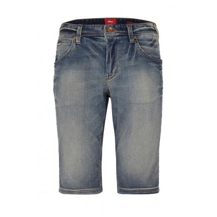 Шорты джинсовые s.Oliver модель SO917EMIAS84