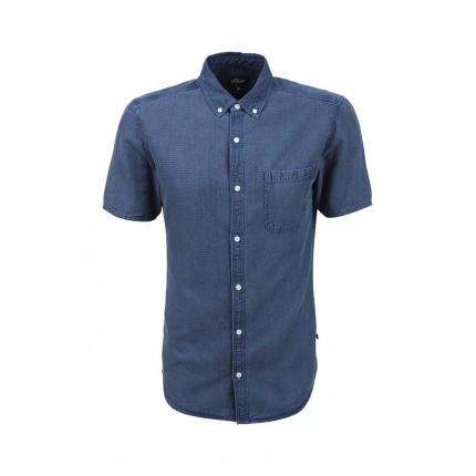 Рубашка джинсовая s.Oliver Denim артикул SO020EMIUL25 фото товара