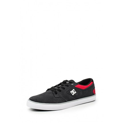 Кеды NYJAH VULC DC Shoes артикул DC329AMIHW62 cо скидкой