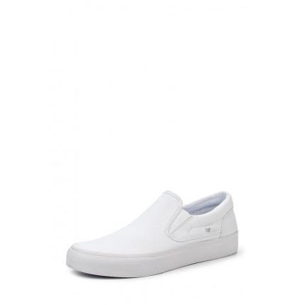 Слипоны DC Shoes артикул DC329AMJEA78 фото товара