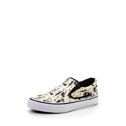 Слипоны TRASE SLIP-ON DC Shoes модель DC329AMJXW19