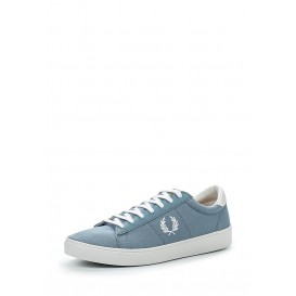 Кеды Spencer Canvas / Leather Fred Perry
