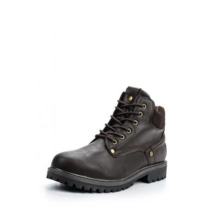 Ботинки Montefiori модель MO052AMNHR56 купить cо скидкой