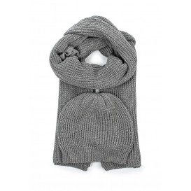 Комплект шапка и шарф Gris Rodier модель RO038CWNEY30