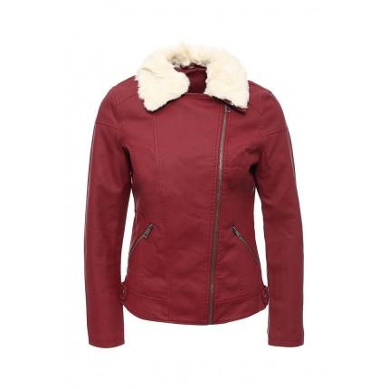 Куртка кожаная JACKET Adrixx артикул AD021EWLVQ45