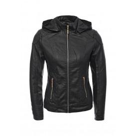 Куртка кожаная JACKET Adrixx модель AD021EWLVQ49 cо скидкой