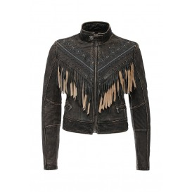 Куртка кожаная LOST LOVE JACKET Affliction