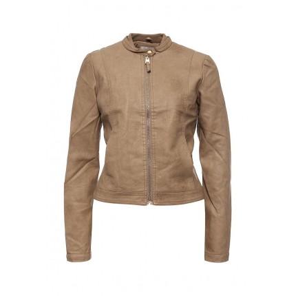 Куртка кожаная Alcott артикул AL006EWLDP38