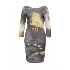 Платье Apart артикул AP002EWLMU50 купить cо скидкой